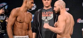 Bellator 117 weigh-in results & video