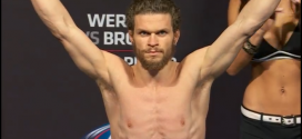 TUF 19 Finale – Dustin Ortiz hands Justin Scoggins his first loss