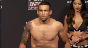UFC heavyweight champion Fabricio Werdum