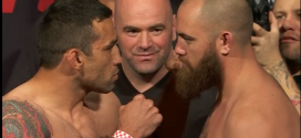 UFC on FOX 11 LIVE weigh-in results & photos