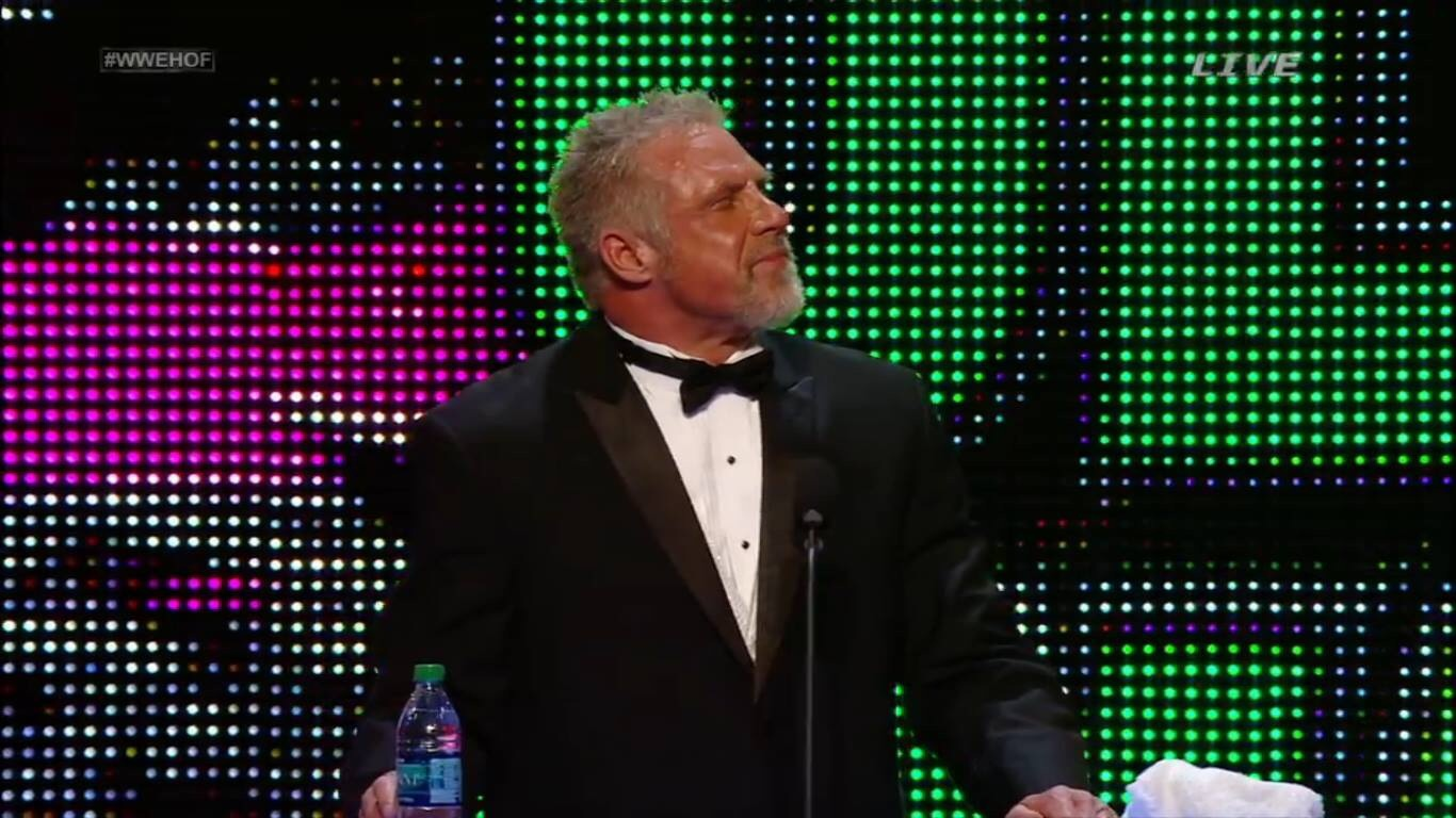 ultimate warrior hall of fame - photo #15