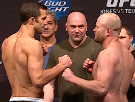 Luke Rockhold vs. Tim Boetsch