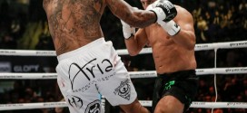 Tyrone Spong speaks from the hospital after surgery