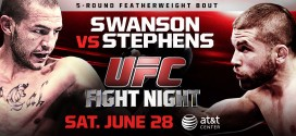 Cub Swanson vs. Jeremy Stephens to headline UFC San Antonio event