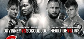 James 'Colossus' Thompson and Sokoudjou debut at Bellator 121