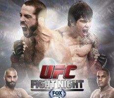 ufc fight night 40