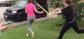 "Update: Criminal charges imminent in ""Shovel Girl"" fight video"