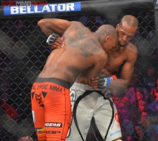 Michael Page vs. Ricky Rainey