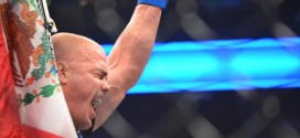 Tito Ortiz fined for post fight shenanigans following Bellator 131 win