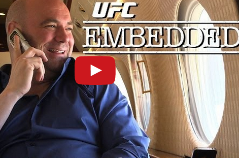 UFC 174 Embedded – Episode 5