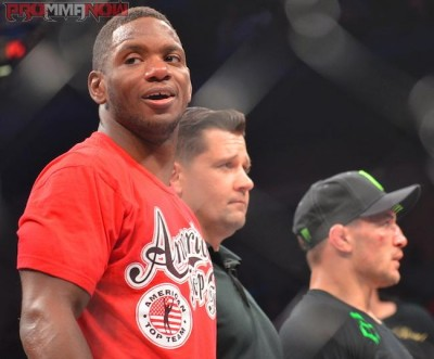 Will Brooks and Michael Chandler