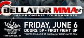 Watch Bellator 121 weigh-ins LIVE on ProMMANow.com at 6 p.m. ET