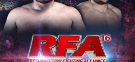 Resurrection Fighting Alliance returns to Colorado for RFA 16