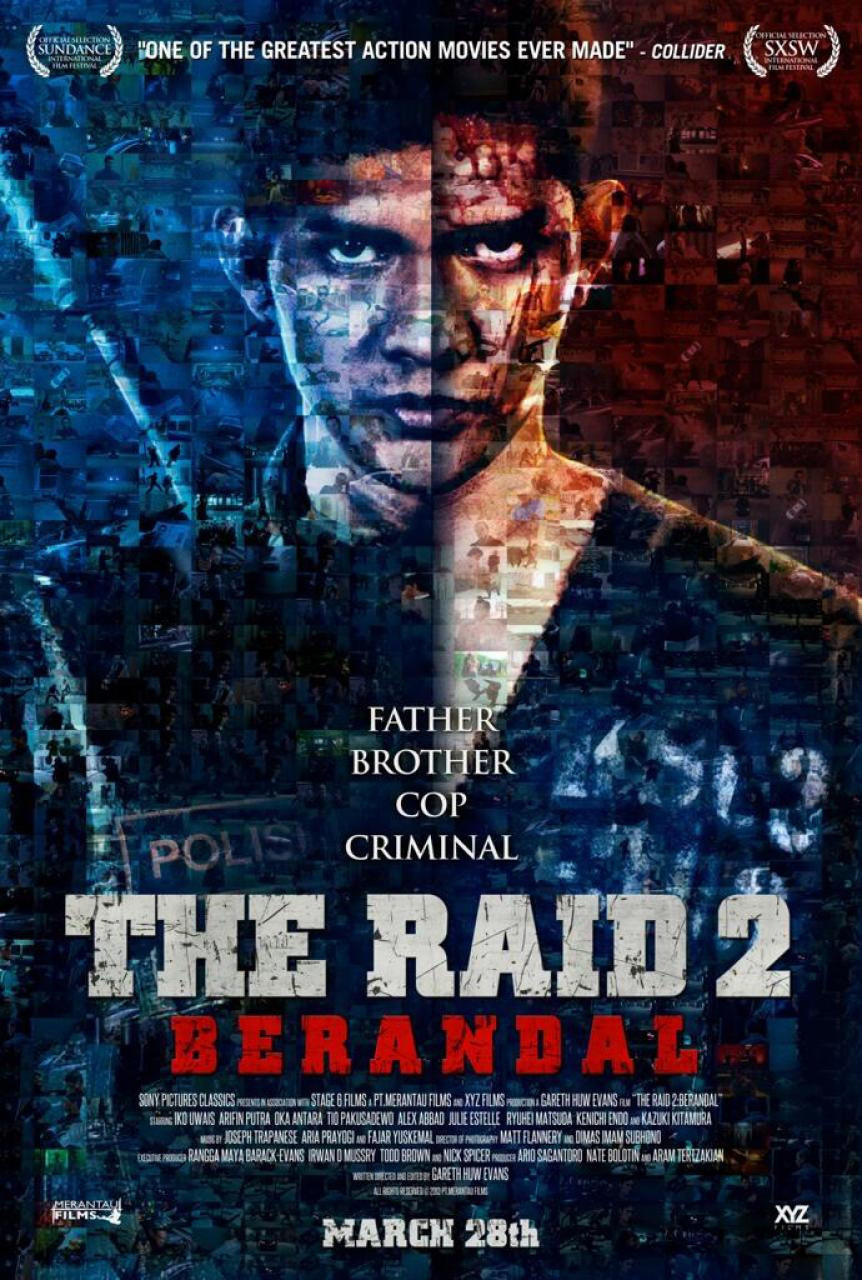 Movie Review: 'The Raid 2'