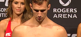 Rory MacDonald vs. Tarec Saffiedine to headline UFC Fight Night 54 in Halifax