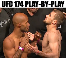 ufc 174 live results