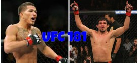 'Showtime' returns, Anthony Pettis and Gilbert Melendez booked for UFC 181
