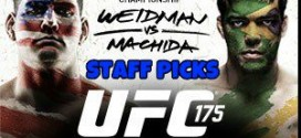 ProMMANow.com UFC 175 staff picks