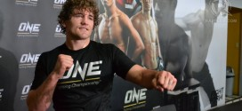 Will this be the closest Ben Askren ever comes to fighting in the UFC?