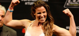 Leslie Smith bounces back at UFC Fight Night 45