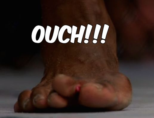 UFC 175 results – Broken toe doesn't slow down Uriah Hall
