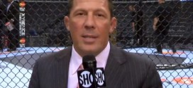 Video: Pat Miletich inducted into the UFC Hall of Fame