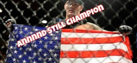 UFC 175 – Chris Weidman silences 'fluke' talk with win