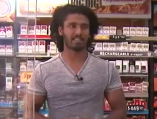 Gas station clerk uses Pride rules to foil robbery | VIDEO