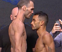 George Roop vs. Rob Font