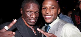 Floyd Sr. says 50 Cent should fight his son