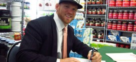 Undefeated Scott 'Hot Sauce' Holtzman signs with UFC