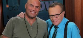 Randy Couture talks with Larry King about The Expendables series, MMA and more