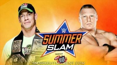 WWE-SummerSlam-2014-Brock-Lesnar-vs-John-Cena-Championship-Match