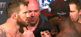 UFC Fight Night 47 weigh-in results and video replay