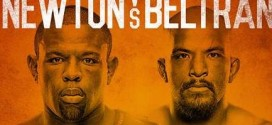Emanuel Newton vs. Joey Beltran title fight headlines Bellator 124 in September