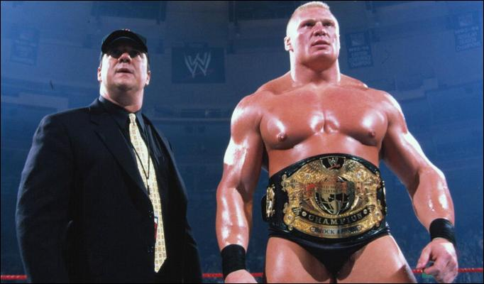 Check out this long in-depth interview with Paul Heyman by CBS