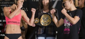 Invicta FC 8 weigh-in results and photos