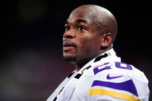Adrian Peterson, photo credit: Jeff Curry/USA Today