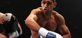 Amir Khan hopeful for a May fight against Mayweather, Mayweather responds