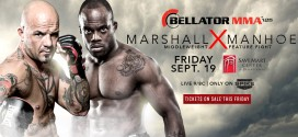 Watch Bellator 125 weigh-ins LIVE on ProMMANow.com at 8 p.m. ET
