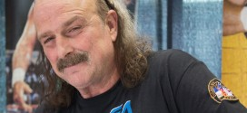 Update: Jake 'The Snake' Roberts not in a coma, briefly jokes with nurses