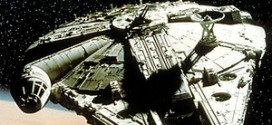 Check out what's hidden on the Episode VII Millenium Falcon in this video