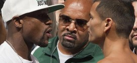 'Mayhem' Mayweather vs. Maidana 2 LIVE results and play by play