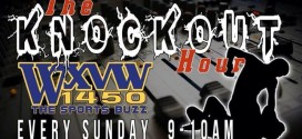 Podcast – The Knockout Hour 9/14/2014
