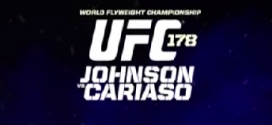 Countdown to UFC 178: Johnson vs. Cariaso *Full Video*