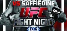 UFC Fight Night 54: MacDonald vs. Saffiedine fight card details