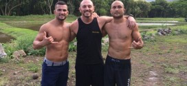 BJ Penn accuses Mike Dolce of giving him diuretics to cut weight
