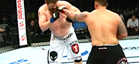 Mark Hunt KO's Roy Nelson at UFC Fight Night 52 in Japan (GIF); full results