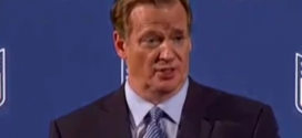 Roger Goodell speaks on domestic violence in NFL: press conference live stream