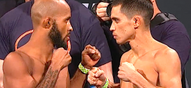 'UFC 178: Johnson vs. Cariaso' LIVE results and round-by-round updates